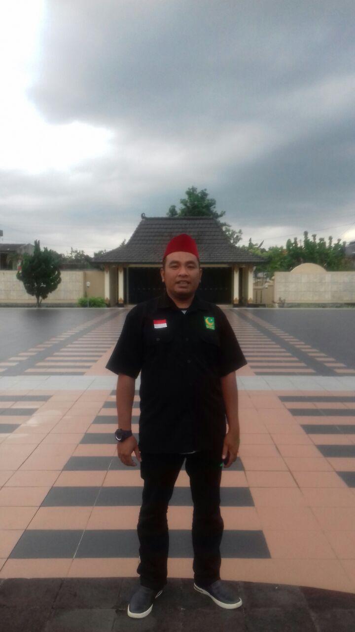 Nanang Qosim (GPII) Napak Tilas ke Makam Jenderal Soedirman